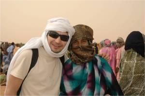 En el desierto de los desiertos